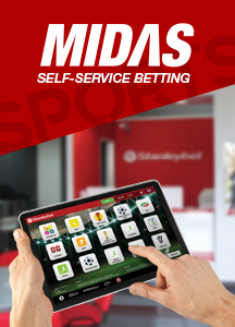 Midas Touch&Bet - Self Service Betting System